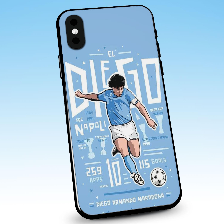 Cover tifosi Napoli Maradona